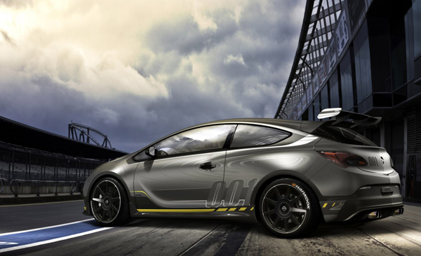 Opel Astra OPC X-treme