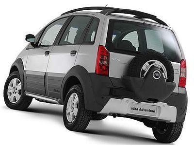 Nuevo fiat idea adventure 2012 autos 2k for Fiat idea adventure pack top