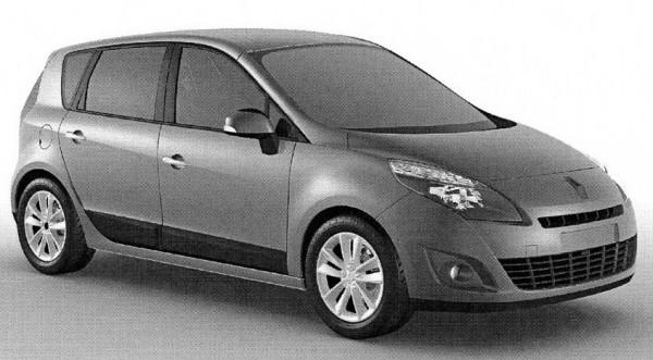 Nuevo Renault Scenic 2012
